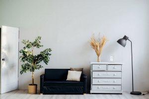 決策當代室內裝飾設計的四個房間